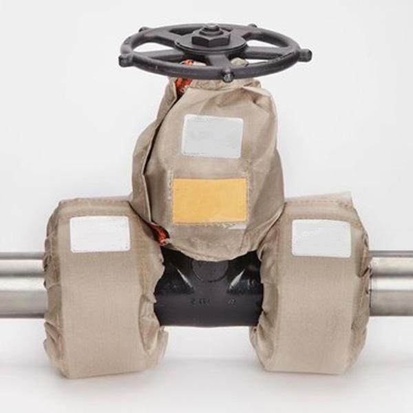PTFE / ECTFE (Teflon®) Flange Guard